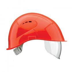 """Sikkerhedshjelm """"VisorLight"""" - Polyethylen - DIN EN 397"""