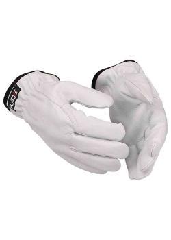 Schutzhandschuhe 72 Guide Winter - Rindnarbenleder - Größe 08 bis 12 - Preis per Paar