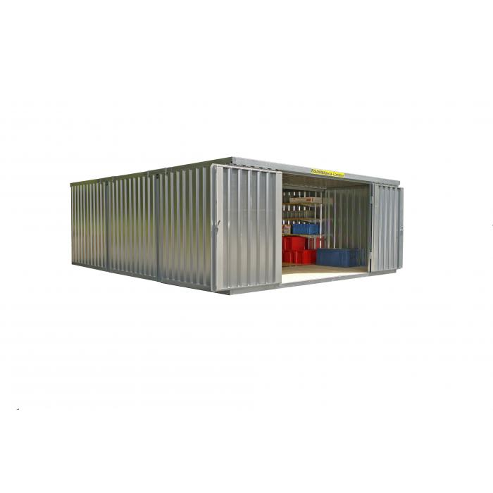 "Materialcontainer ""MC 1560"" - 32 m² - mit/ ohne Boden - FLADAFI®"