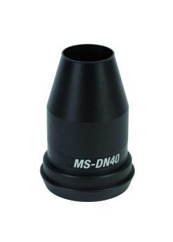 Schlauchmundstück ptcsystem® - Kunststoff - DN 31 bis 51 - Size 20 bis 32