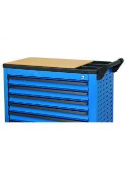 Schichtholzplatte - Multiplex-Buche - 590x410x30 mm