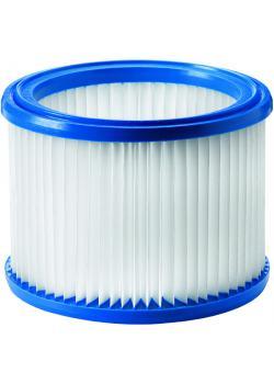 Filtre pour NTS aspirateur industriel - lavable