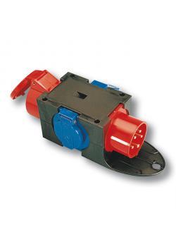 """Kompaktverteiler """"ST.ANTON"""" - 400V - IP44"""