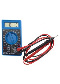 Digital-Multimeter - 3 ½ Stellen - 7 Segmente - 12,5 mm LCD