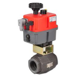 High Pressure - Ball Valve With Electric Driven (Industrial Construction Type) -