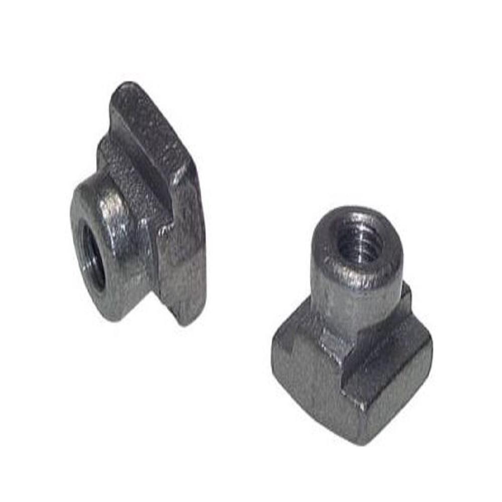 Écrou pour rail pour les colliers de serrage - série lourde