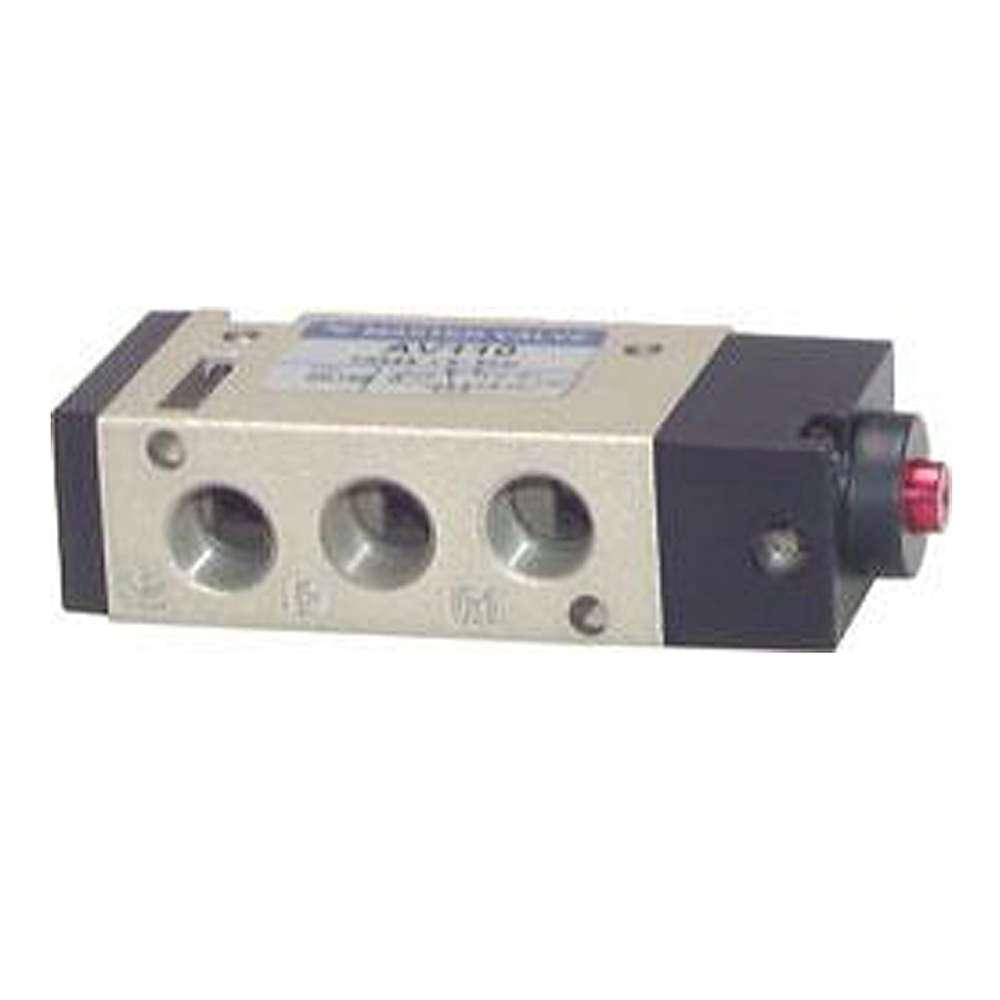 """Pneumatisk ventil - 5/2-vägs - 1,5-10 bar - G 1/8"""""""
