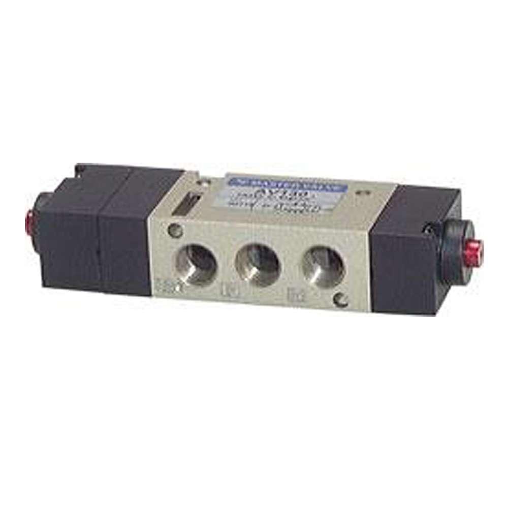 "Pneumatisk ventil - 5/3-vägs - 2-10 bar - G 1/8"" - byggserie SF2000"