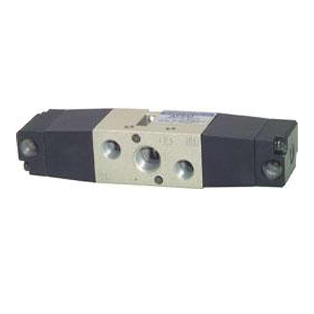 "Pneumatisk ventil - 5/3-vägs - 2-10 bar - G 1/4"" - byggserie SF4000"
