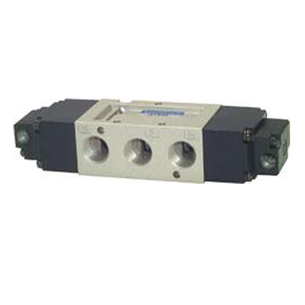 "Pneumatisk ventil - 5/3-vägs - 2-10 bar - G 3/8"" - byggserie SF5000"