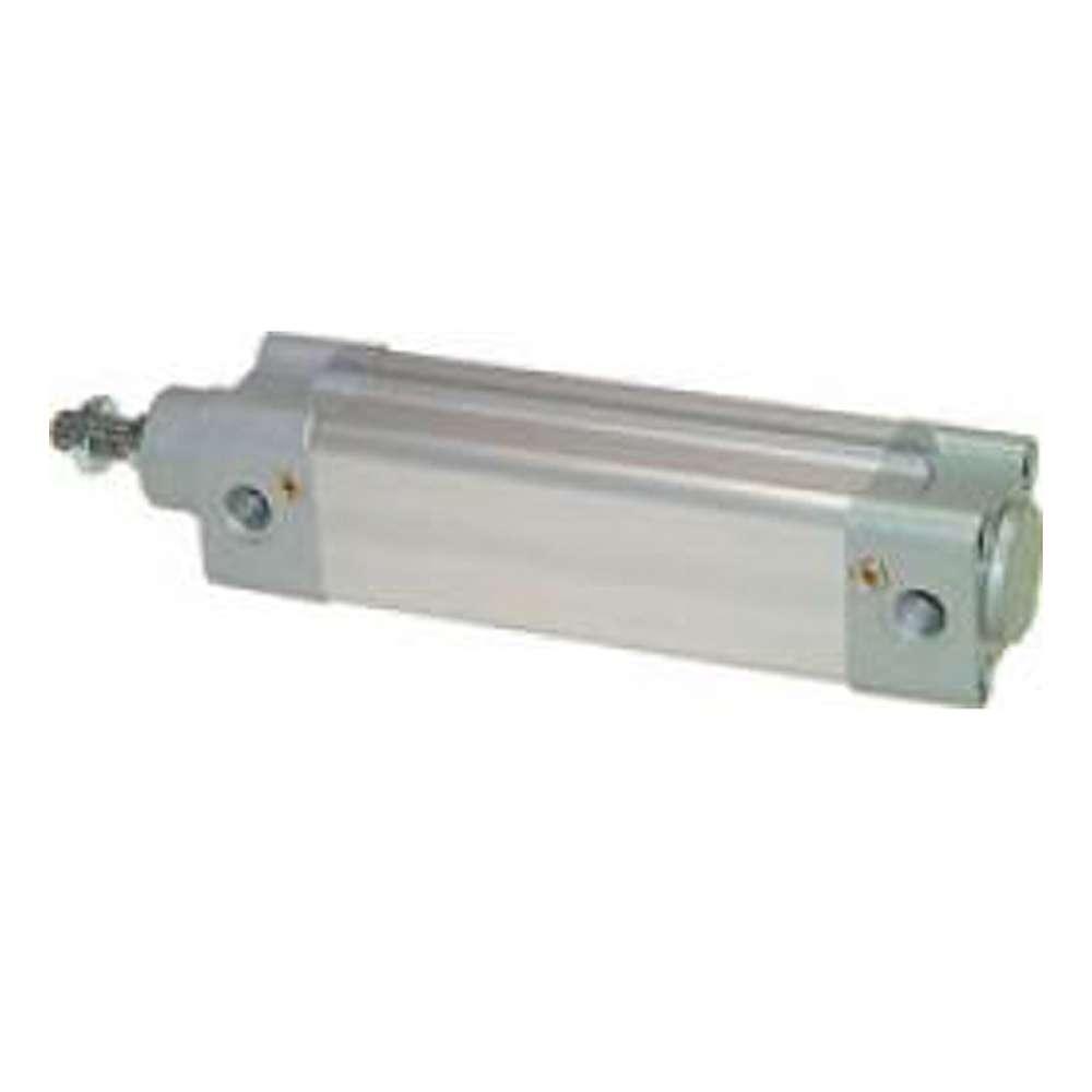 Druckluftzylinder doppeltwirkend - ISO 15552 - Aluminium - max. 10 bar