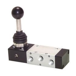 """Distributeur à levier  - 5/3-voies - G 1/4"""" - gamme XMV 2000"""