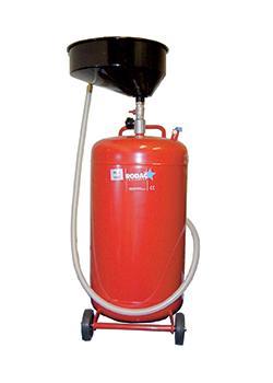 Uppsamlingskärl - spillolja - RODAC - 65 liter