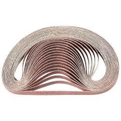 Slipband - 10x480 mm - Korund A - kornstorlek 60 - PFERD