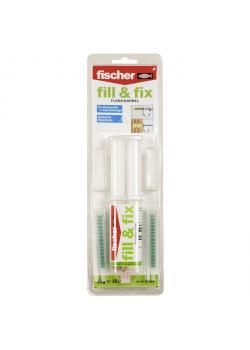 Fischer Injection vahvistamista täyttö- ja korjata SB-kortti - pitoisuus 25 ml