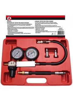 Testeur moteur de perte de pression - pour le diagnostic de la combustion des fuites de la chambre