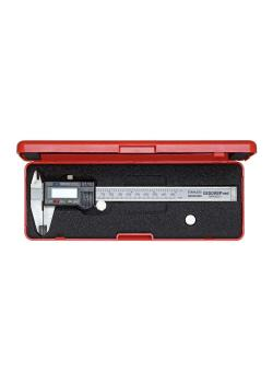 GEDORE red digital caliper - with LCD display