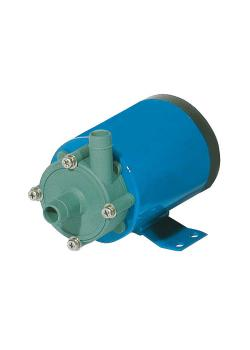 Magnetkreiselpumpe - 15 Watt - ohne Gewinde - mit Schlauchtülle - Fördermenge 1 bis 12 l/min.