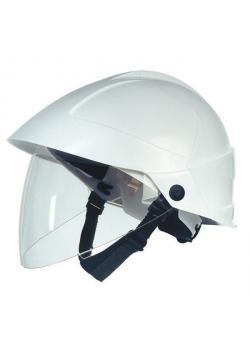 Casco protettivo per il viso - CATU MO-185-BL - regolabile 52-64 cm - isolato elettricamente - attacco a 6 punti