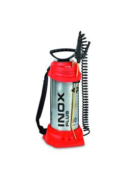 "High pressure sprayer ""INOX PLUS"" - with FPM seal - 6 bar - filling capacity 10 l - total capacity 13 l"