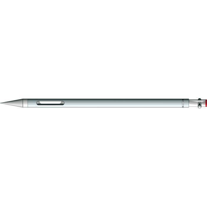 Uno-Sammler - Zielpunktprobe - V4A/PTFE - Ø 25 mm
