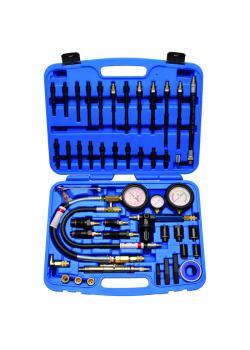 Set für Kompressions- und Druckverlusttests - für Benzin- und Dieselmotoren