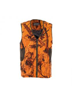 "Hunting vest ""Cumberland"" - color 70 Innovation Blaze - sizes S-3XL"