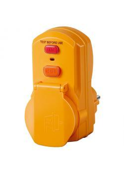 Personenschutz-Adapter BDI-A 30 IP 54 - 230 V - 16 A