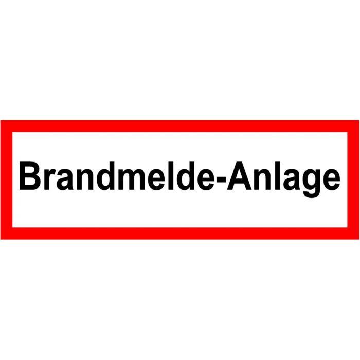 """Brandschutz - """"Brandmelde-Anlage"""""""