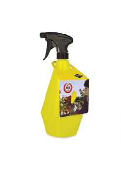 "Hand sprayer ""MAJA"" - nozzle adjustable - filling capacity 1 l - 360 ° swiveling"