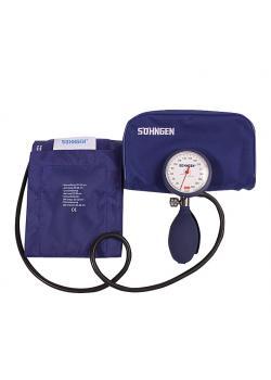 SÖHNGEN® Blutdruckmesser - Einhandmessgerät mit Klettmanschette