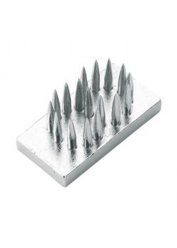 Numery stempla uderzeniowego - rozmiar czcionki 20 mm - cyfry od 0 do 9