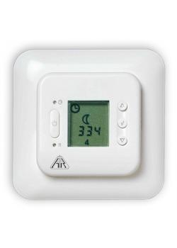 Thermostat OCC2 - 16A - 230V with floor sensor and installation set