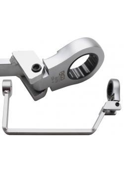Ölfilter-Ratschen-Ringschlüssel - für PSA & Ford 2,0 / 2,2 TDCI / HDI