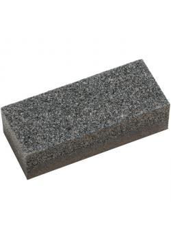 Abziehstein - PFERD - Maße (L x H x B) 120 x 30 x 50 mm - Korngröße 30 und 60 - VE 5 Stück - Preis per VE