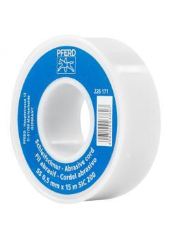 Schleifband - PFERD - Siliciumcarbidschnur - Durchmesser 0,5 mm