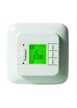 Thermostat OCD3 - 16A - 230V with floor sensor, built-in sensor and installation set