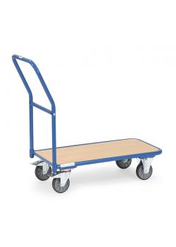Stockroom - carrying capacity 200 kg - blue RAL 5007