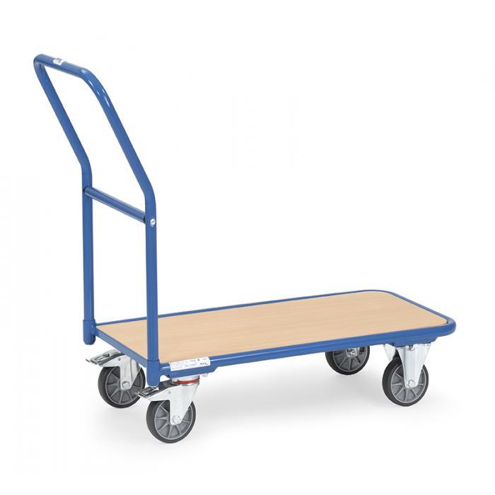 Lageret - bæreevne 200 kg - blå RAL 5007