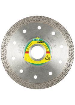 Diamanttrennscheibe DT 900 FP - Durchmesser 115 bis 125 mm - Bohrung 22,23 mm - gesintert