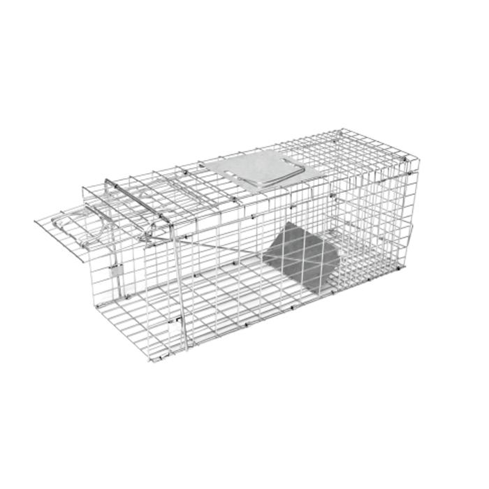 Boxfälla Alive Predator ecoflex - Bredd 23 till 28 cm - Längd 66 till 78 cm - Höjd 24 till 32 cm