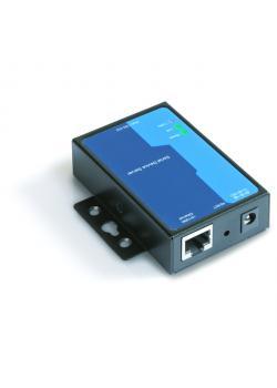 Ethernet-Adapter - mit RS-232-Schnittstelle - zur Anbindung von Waagen, Kraftmessern etc.