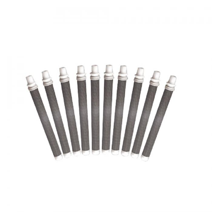 SprayTech Late Gun filter Two-Pack 60 Mesh No Thread Fits GX Gun 089958 0154842