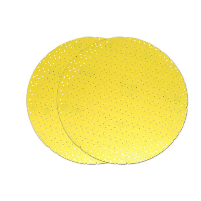 Rzep piasek papier do TECMIX LHS / HS 600 - ziarnistości 40 i 220