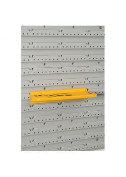 Universalwerkzeughalter StorePlus Flex P 24 - für 24 Werkzeuge - Außenmaße (B x T x H) 230 x 95 x 45 mm