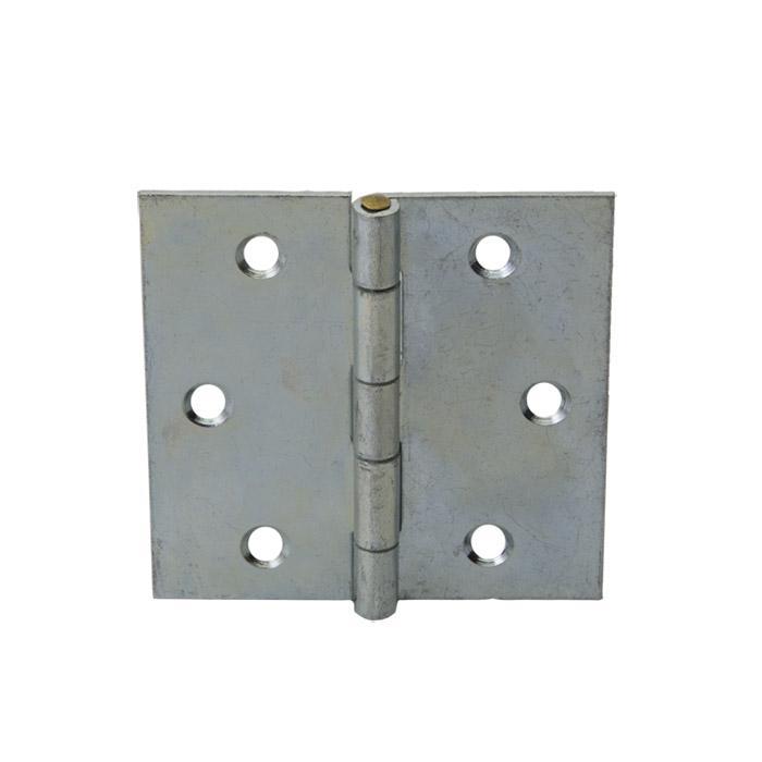 Scharnier - DIN 7954 C - gerollt - käntig - verzinkt - Preis per VE