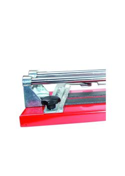 Tile cutter - 800 mm - Ball bearing guide