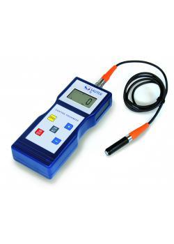 Digitales Schichtdickenmessgerät - max. Messbereich in µm 100 | 1000 bzw. 2000 - Ablesbarkeit [d] 0,1 | 1 µm