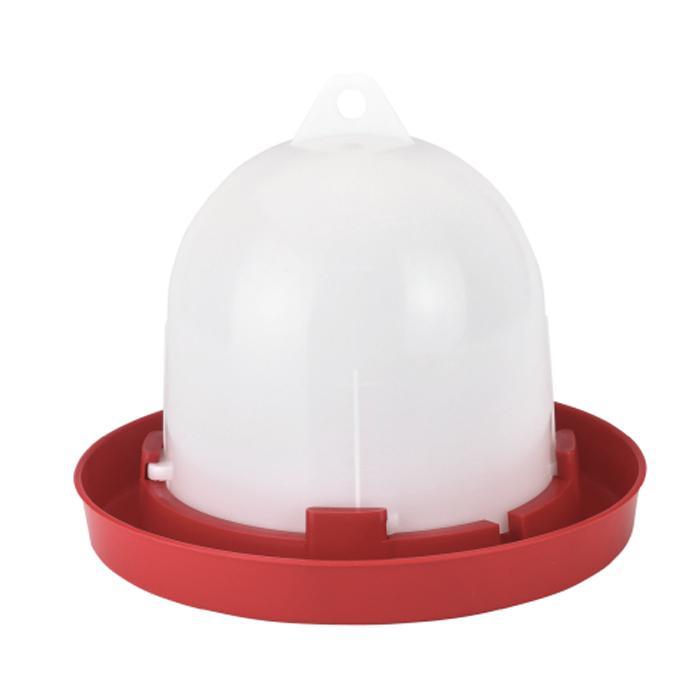 Kunststofftränke - für Küken und Hühner - 1,5 bis 5,5 l