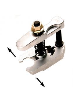 Kugelgelenk-Ausdrücker - verstellbare Öffnung 20 bis 30 mm